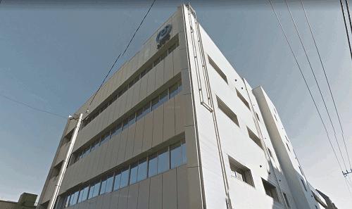 NTT局舎のイメージ